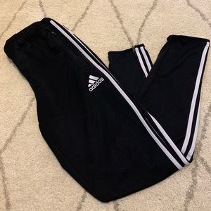 Adidas Soccer Joggers Size Large